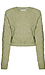 Long Sleeve Cropped Pullover Sweater Thumb 1